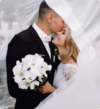 Организация свадьбы, выездная регистрация