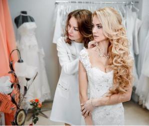 Сопровождение свадебного стилиста