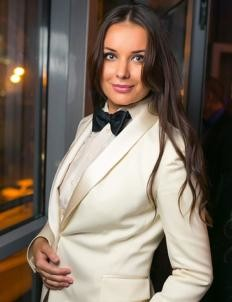 Звёздный ведущий Оксана Фёдорова