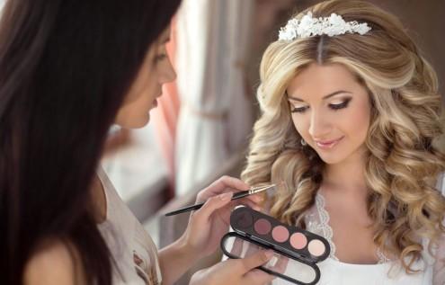 Вызов мастера макияжа на дом