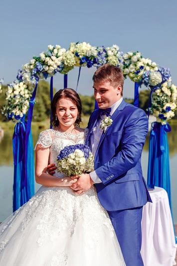Свадебные фотографы Щёлково - Свадьба в Щёлково на Горько. ру 72