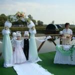 Выездная регистрация брака в Московской области