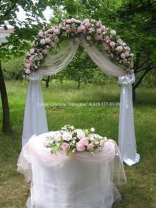 Выездная регистрация брака в Нахабино