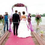Выездная регистрация брака Москва