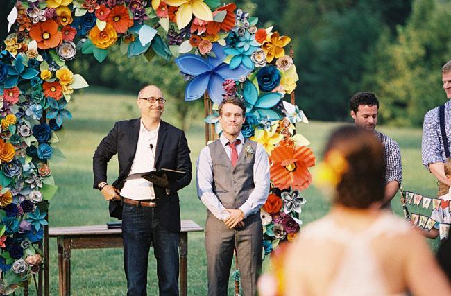 Цветочная фотостена на свадьбу