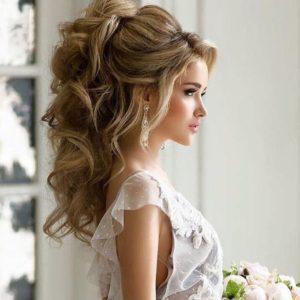 Свадебный парикмахер Москва