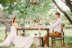 Организация свадьбы в Москве и Московской области