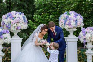Выездная регистрация брака Москва, Московская область