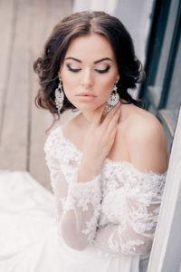 Свадебный стилист визажист в Москве
