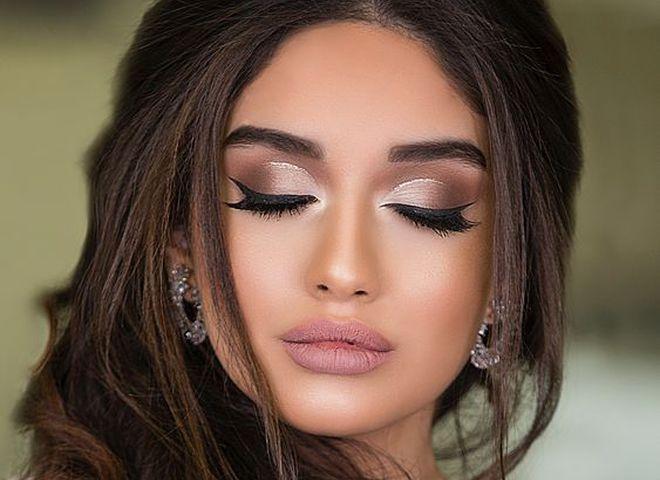 Прическа макияж на выпускной